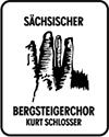 Sächsischer Bergsteigerchor Logo