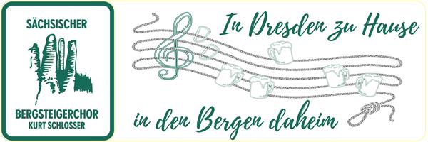 """Bergsteigerchor """"Kurt Schlosser"""" Logo"""